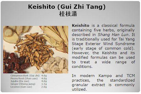 keishito - Gui Zhi Tang