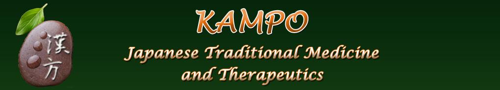 Kampo herbal medicine